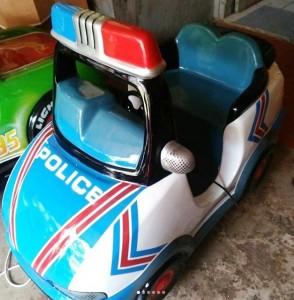 Odong odong mobil polisi