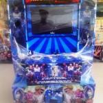 Video games arcade dingdong Model The Big – Captain Commando