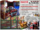 Harga Paket Arena Bermain – Paket 4