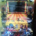 Video games arcade dingdong Model The Big – Marvel