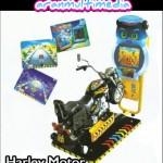Kiddie Ride Built Up – Harley Motor