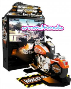 Video Games Simulator – Harley Davidson