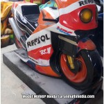 Kiddie Ride model Motor GP Honda