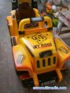 Harga Odong Odong | Model Mobil Jeep Kuning