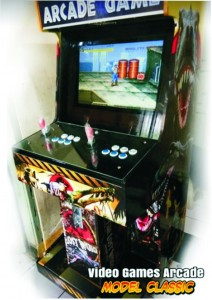 Video Games Arcade Dingdong