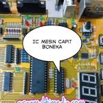 Jual IC Capit Boneka – IC Program